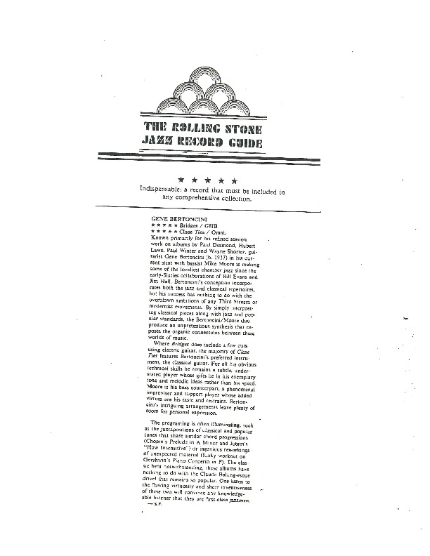 http://history.caffelena.org/transfer/Performer_File_Scans/bertoncini_gene/Bertoncini__Gene___article___The_Rolling_Stone___Jazz_Record_Guide___date_unknown.pdf