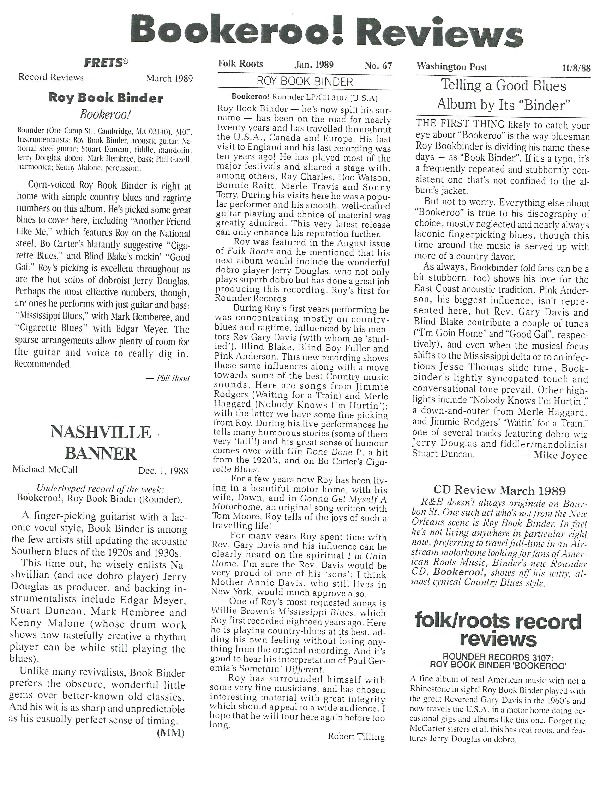 http://history.caffelena.org/transfer/Performer_File_Scans/book_binder_roy/Bookbinder__Roy___review___Bookeroo____Folk_Roots_1.1989.pdf