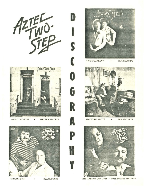 http://history.caffelena.org/transfer/Performer_File_Scans/aztec_two_step/Aztec_Two_Step___discography.pdf