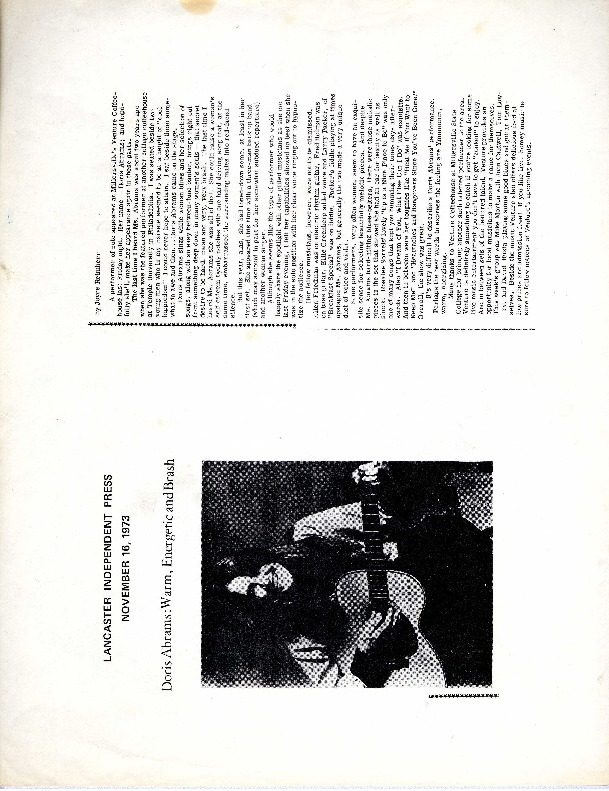 http://history.caffelena.org/transfer/Performer_File_Scans/abrahams_doris/Abrahams__Doris___Lancaster_Independent_Press___November_16_19731.pdf
