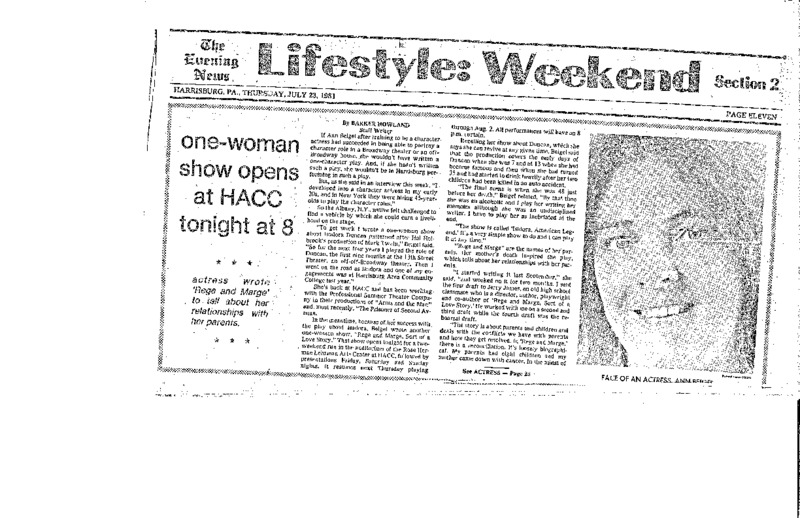 http://history.caffelena.org/transfer/Performer_File_Scans/beigel_ann/Beigel__Ann___article___The_Evening_News___Harrisburg__PA___7.23.1981.pdf