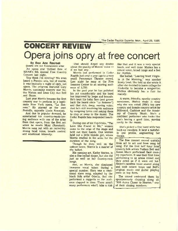 http://history.caffelena.org/transfer/Performer_File_Scans/bell_shore/Bell___Shore___article__Cedar_Rapids_Gazette___4.29.1985.pdf
