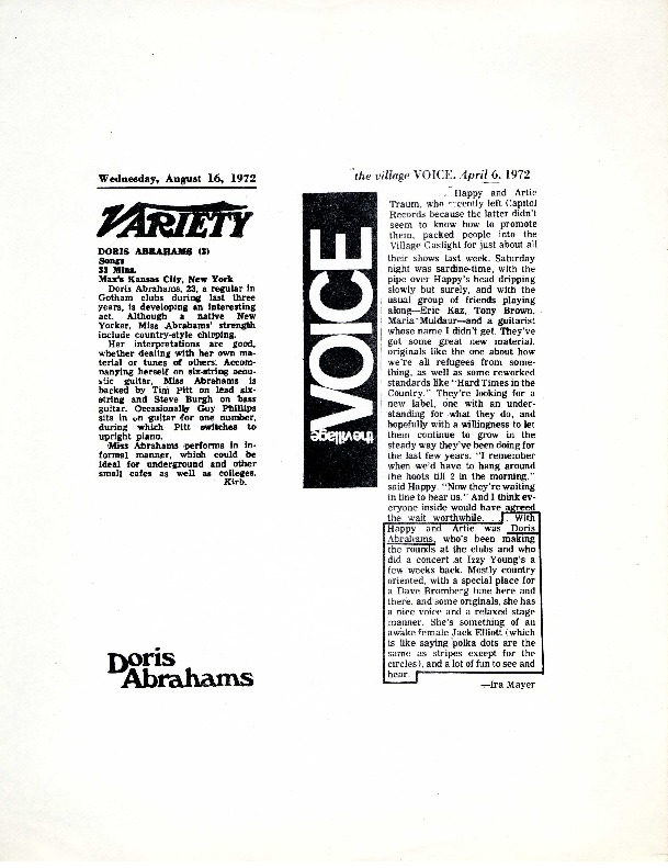 http://history.caffelena.org/transfer/Performer_File_Scans/abrahams_doris/Abrahams__Doris__The_Village_Voice___April_6_19720041.pdf
