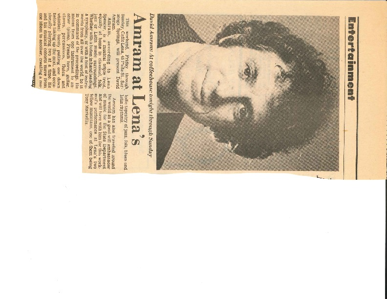 http://history.caffelena.org/transfer/Performer_File_Scans/amram_david/Amram__David___newspaper___Amram_at_Lenas__date_unknown.pdf