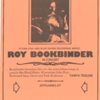 [Ephemera] Book Binder Roy