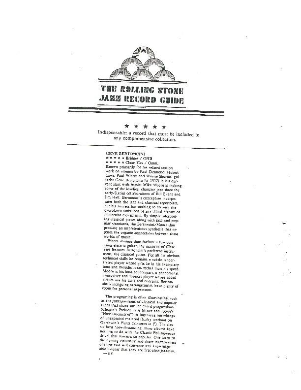 http://history.caffelena.org/transfer/Performer_File_Scans/bertoncini_gene/Bertoncini__Gene___article___The_Rolling_Stone___Jazz_Record_Guide___date_unknown.pdf