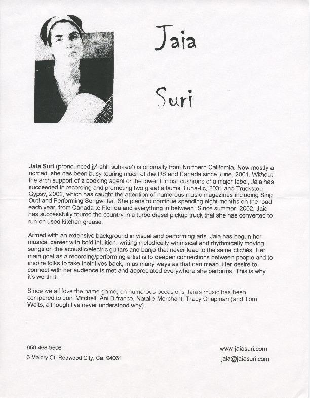 http://history.caffelena.org/transfer/live_lucy/Biography_Jaia_Suri.pdf