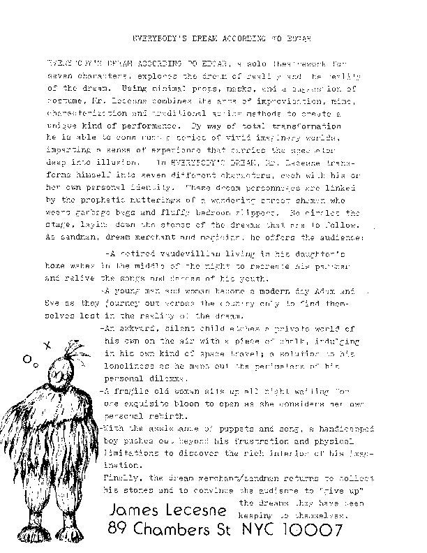 http://history.caffelena.org/transfer/Performer_File_Scans/bovoso_carole/Bovoso__Carole___play_description___Everybody_s_Dream_According_to_Edgar___James_Lecesne.pdf