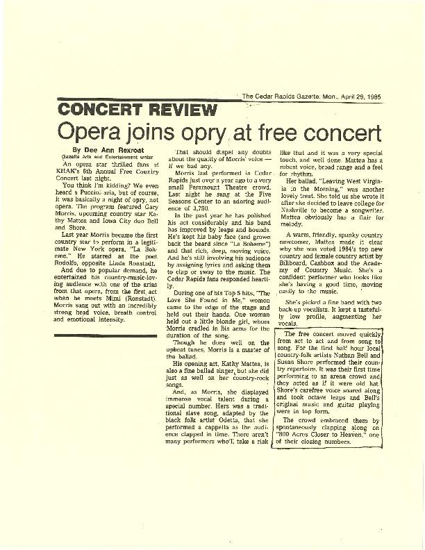 http://history.caffelena.org/transfer/Performer_File_Scans/bell_shore/Bell___Shore___article__Cedar_Rapids_Gazette___4.29.1985.pdf