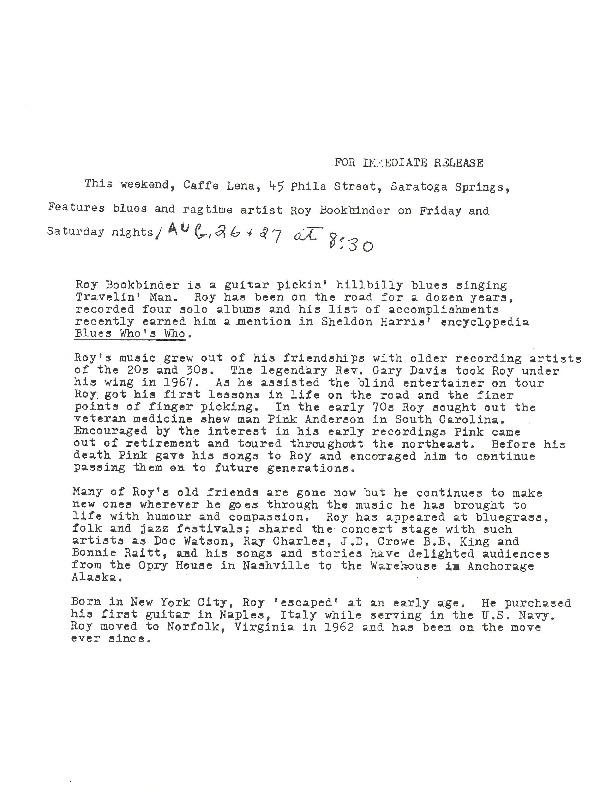 http://history.caffelena.org/transfer/Performer_File_Scans/book_binder_roy/Bookbinder__Roy___press_release___Caffe_Lena5.pdf