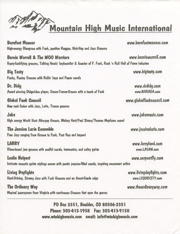 http://history.caffelena.org/transfer/live_lucy/List_of_Artists_Mountain_High_Music_International.pdf