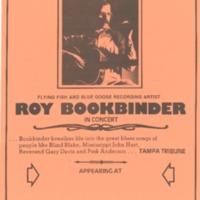 [Ephemera] Book Binder Roy