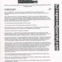 [Ephemera] Meg Hutchinson-Press Kit-Article