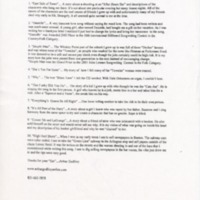 [Ephemera] Arthur Godfrey-Album description