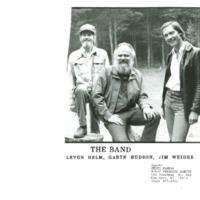 [Ephemera] The Band