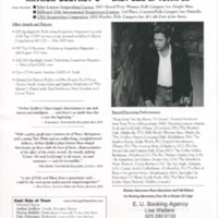 [Ephemera] Arthur Godfrey Packet-Press Summary